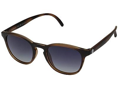 Sunski Yuba Lifestyle Collection (Tortoise/Ocean) Fashion Sunglasses