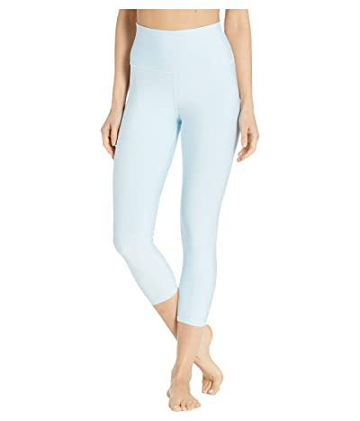 ALO High-Waist Airlift Capri (Powder Blue) Women