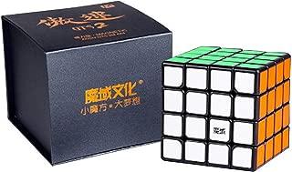 Liangcuber Moyu Aosu GTS2 M 4x4 Black Speed Cube Moyu Aosu GTS V2 Magntic 61mm Cube Puzzle