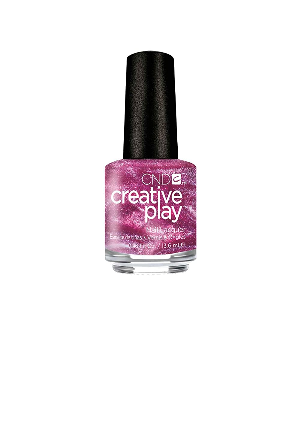刈るご近所恐ろしいですCND Creative Play Lacquer - Pinkidescent - 0.46oz / 13.6ml