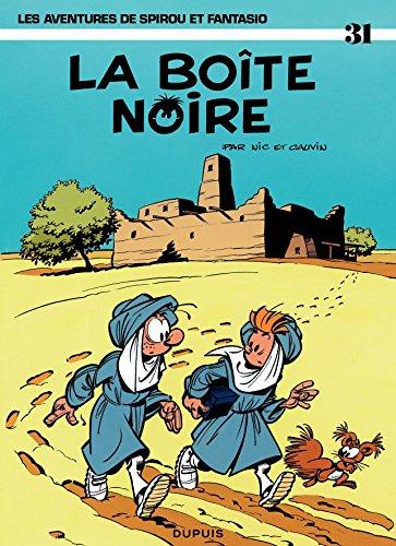 Spirou et Fantasio - Tome 31 - LA BOITE NOIRE