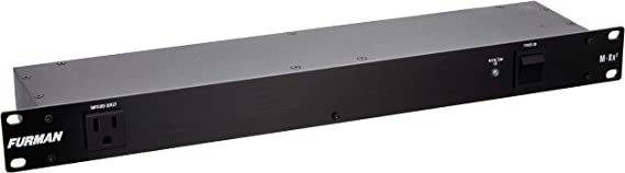 Furman M-8X2 Merit Series 8 Outlet Power Conditioner