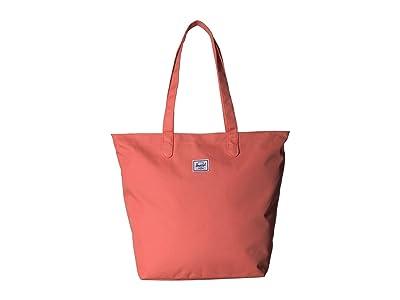 Herschel Supply Co. Mica (Fresh Salmon) Tote Handbags