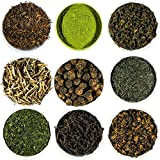 Beantown Tea & Spices - Rare Special Tea Sampler. Variety Of Options To Choose From. Each Premium Sampler Makes 3-5 Servings. (Black Dragon Pearls)