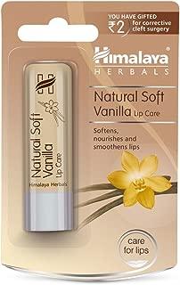 Himalaya Natural Soft Vanilla Lip Care, 4.5g