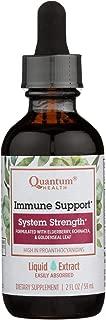 Quantum Immune Defense Cold and Flu Liquid Extract - 2 fl oz - herbal