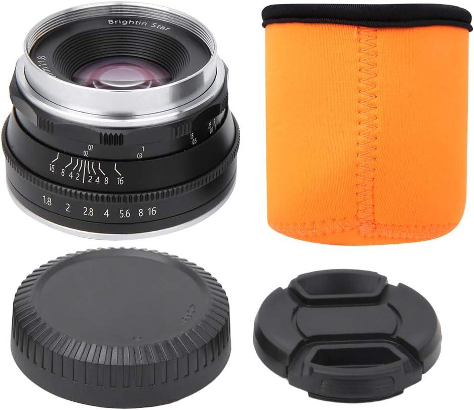 YYOYY 25mm Camera Lens Multi-Layer Mirrorless Sacramento Mall Cheap bargain F1.8 EF-M Coating
