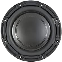 Polk Audio DB+ 8 Inch 750 Watt 4 Ohm DVC Marine, ATV & Car Subwoofer   DB842DVC