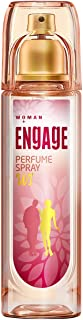 Engage W1 Perfume Spray For Women, Fruity and Floral, Skin Friendly, 120ml