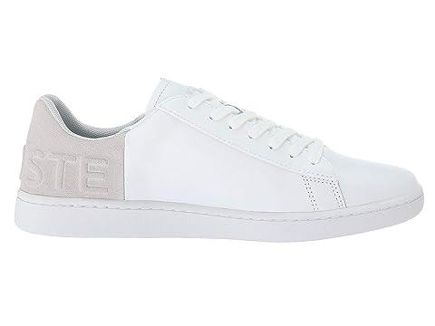 318 White 3 Navy Evo Carnaby Light GreyWhite Lacoste qBUOE1n