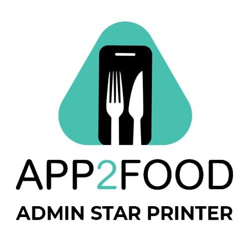 App2food Admin Star Printer
