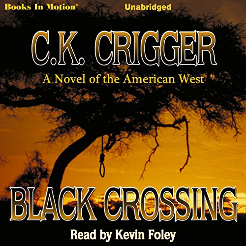 Couverture de Black Crossing