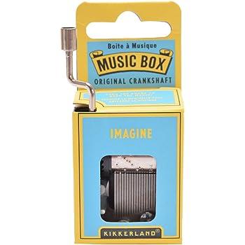 """Caja Musical """"Imagine"""""""