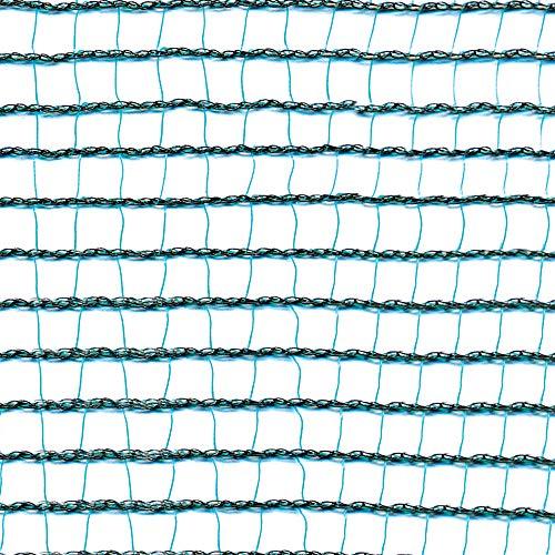 Tenax Rete Antigrandine Tessuta, Defender, 4,00 x 5 m, Verde