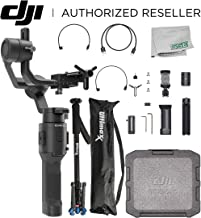 $439 Get DJI 2019 Ronin-SC Compact Stabilizer 3-Axis Gimbal Handheld Stabilizer (Loki) for Mirrorless Camera Videographer Bundle - CP.RN.00000040.01