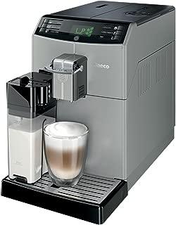 Saeco Minuto Super Automatic Espresso Machine, Silver