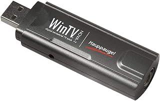 Hauppauge WinTV MiniStick - Sintonizador de TV digital (USB 2.0, DVB-T)