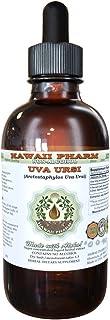 Sponsored Ad - Uva Ursi Alcohol-Free Liquid Extract, Organic Uva Ursi (Arctostaphylos Uva-Ursi) Dried Herb Glycerite 2 oz