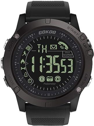 Sports Smart Watch, GOKOO S10 Pro Digital Outdoor Sports...