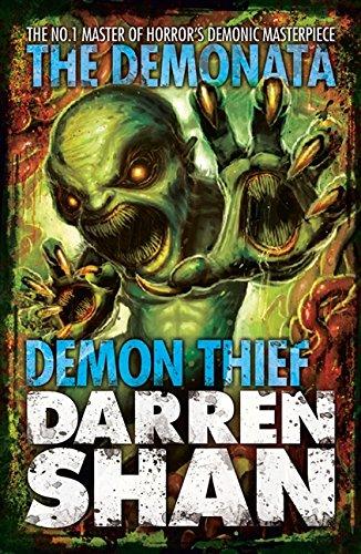 Shan, D: Demon Thief (The Demonata, Band 2)