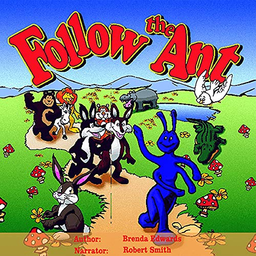 Follow the Ant audiobook cover art