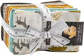 Stacy Iest HSU Safari Life 36 Fat Eighths Moda Fabrics 20640F8