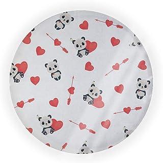 Empty Portable Air Cushion Powder Puff Box valentines day Cute Cartoon bears Hearts Pattern Bb Cc Liquid Foundation Cream ...