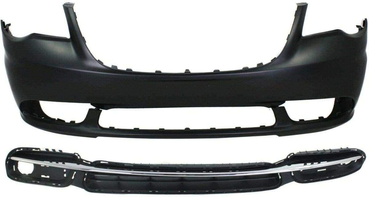 Bumper Kit Compatible with 2011-2016 Country Chrysler Fro Town latest Jacksonville Mall