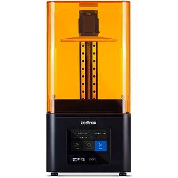 Estereolitografía LCD Impresora 3D 0.01mm Resina Sensible A UV ...