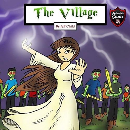 The Village: Secrets of a Female Necromancer audiobook cover art
