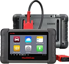 Autel Maxidas DS808 Automotive Diagnostic Tool OBD2 Scanner Key Bi-Directional Control Injector Coding (Same Function as MS906 and MP808)