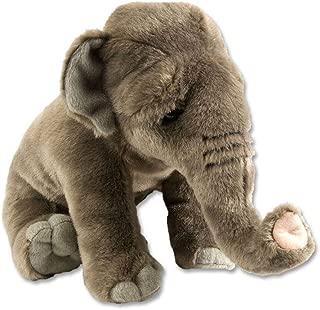 Wild Republic 11715 Asian Elephant Plush Soft, Cuddlekins Cuddly Toys, Gifts for Kids 30cm