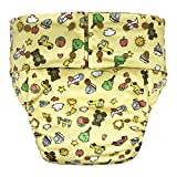 Reusable Adult Diapers for Women and Men – Teen Adult Special Needs Incontinence Cloth Diaper (Nursery)