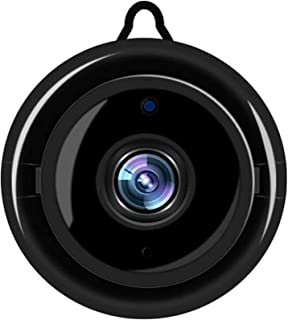 JINHAN مصغرة كاميرا IP لاسلكية 720P واي فاي كاميرا الأمن كاميرا wifi الأشعة تحت الحمراء للرؤية الليلية كشف الحركة مراقبة م...