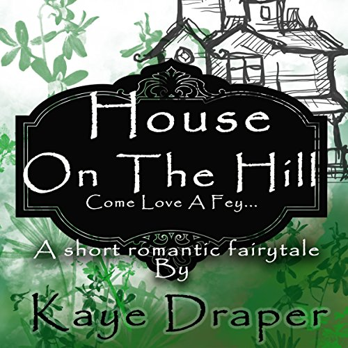 House on the Hill audiobook cover art