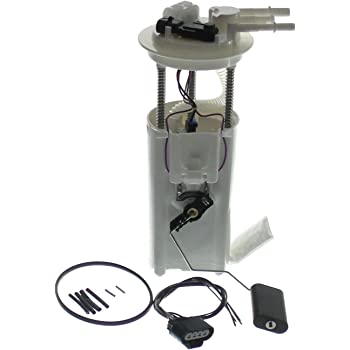 Electric Fuel Pump E3509M For 2001 GMC YUKONXL1500 V8 6.0L; 2000-2001 CHEVROLET SUBURBAN 1500 V8 5.3L;2000-2001 GMC YUKONXL1500 V8 5.3L AIRCLIN G3510A