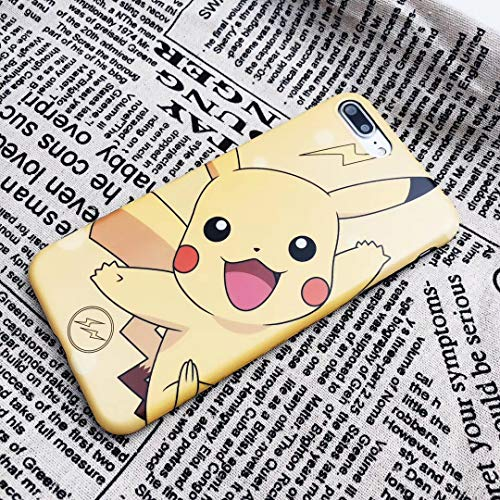Phone Case for iPhone Xs Max, Comic Fans Cartoon Style Soft TPU Case for iPhone Xs Max