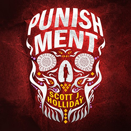 Punishment audiobook cover art