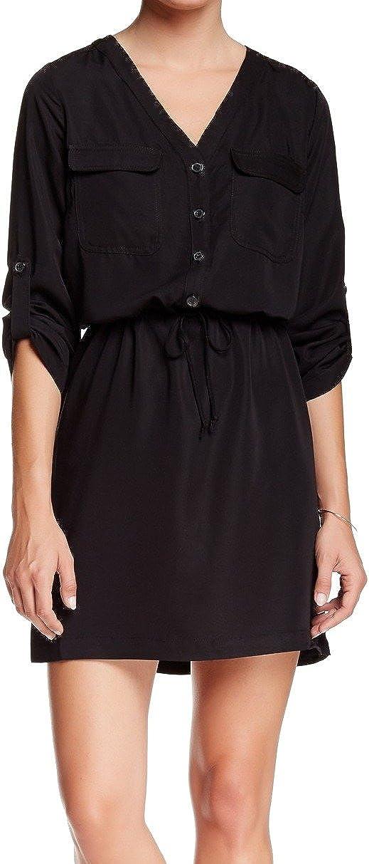 Max Studio Women's Soft Twill Dress
