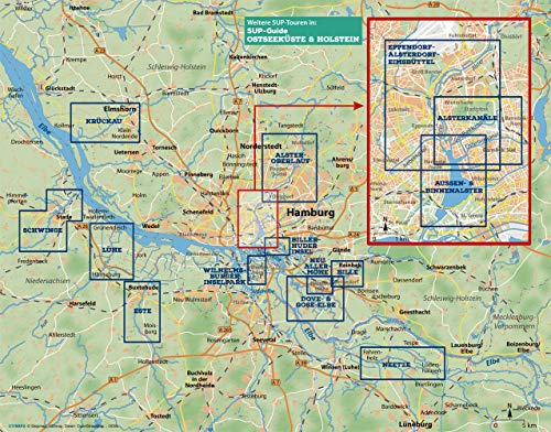 SUP-Guide Hamburg & Umland - 3