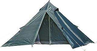 BUNDOK(バンドック) ソロ ティピー 1 BDK-75 【1人用】 ワンポール テント 収納ケース付 コンパクト収納