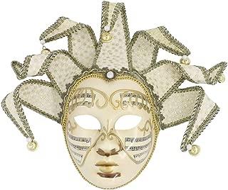 jester masquerade mask