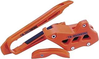 TM Designworks Dirt Cross Chain Slider Orange for Husaberg KTM