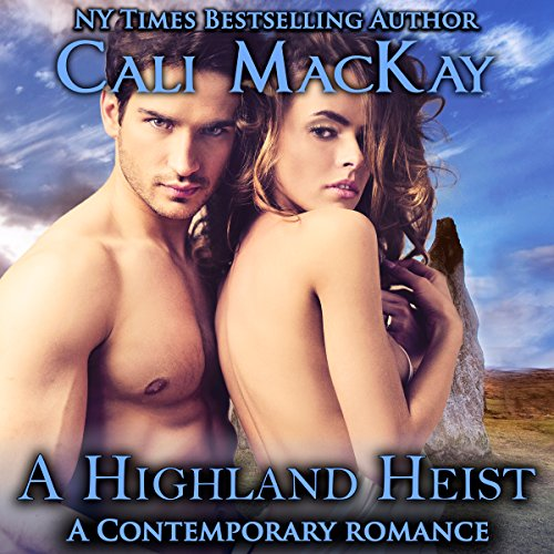 Couverture de A Highland Heist: A Contemporary Romance