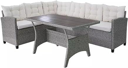Amazon.es: Sofa Esquina - 200 - 500 EUR: Hogar y cocina