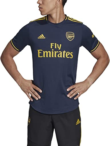 19-20 Authentic Men's Arsenal 3rd Jersrey