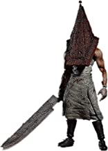 Silent Hill 2 The Pyramid Head Action Figure Evil Red Pyramid Thing Bogeyman PVC Model Toy