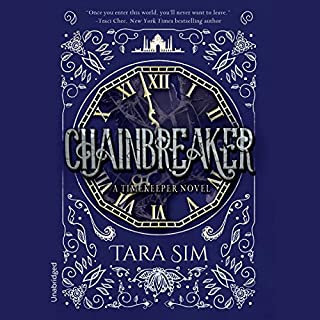 Chainbreaker     The Timekeeper Trilogy, Book 2              By:                                                                                                                                 Tara Sim                               Narrated by:                                                                                                                                 Gary Furlong                      Length: 10 hrs and 29 mins     38 ratings     Overall 4.8