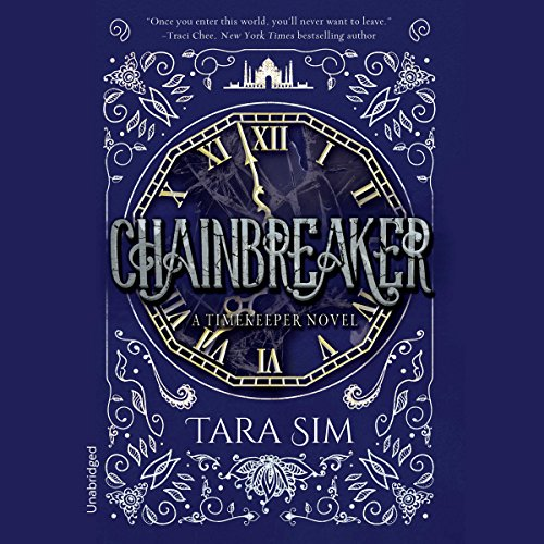 Chainbreaker audiobook cover art