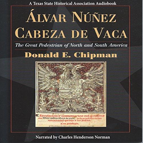 Álvar Núñez Cabeza de Vaca audiobook cover art